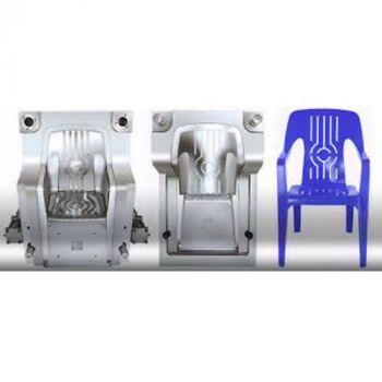 Khuôn mẫu sản xuất ghế nhựa - KHE0002