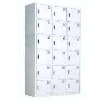 Tủ đựng hồ sơ văn phòng bằng sắt - THS0002
