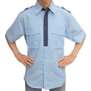 Áo bảo hộ lao động kaki thô nhiều màu kiểu sơmi