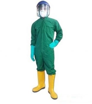 Quần áo bảo hộ lao động chống hóa chất VN