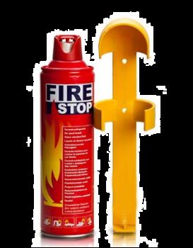 Bình chữa cháy mini dùng co2