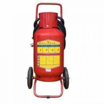 Bình Chữa Cháy Dạng Xe Đẩy MFZ35 35kg ABC