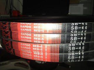Dây curoa Bando SB46 chất lượng cao