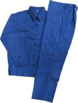 Quần áo bảo hộ lao động vải chéo công nhân