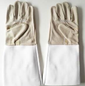 Găng tay da - da cật VN