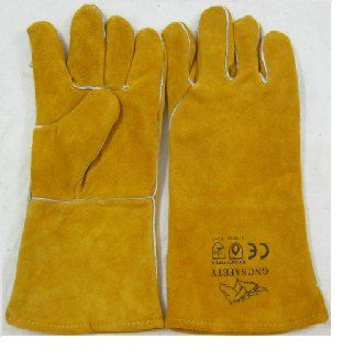 Găng tay da dài 2 lớp Đài Loan