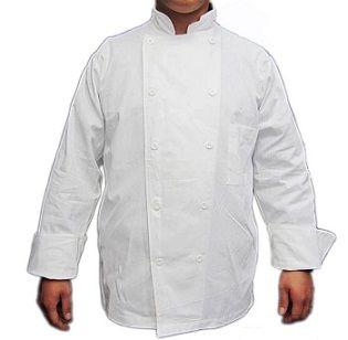 Áo bảo hộ lao động bếp kaki cotton