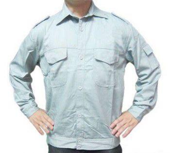 Áo bảo hộ lao động kaki cotton Nhật nhiều màu