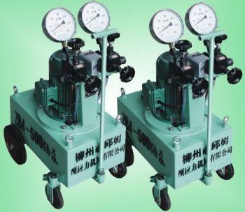 Máy bơm dầu thủy lực ZB4-500