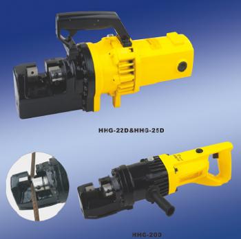 Máy cắt sắt thủy lực HHG 25D
