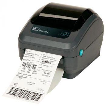 máy in mã vạch Zebra GK420t