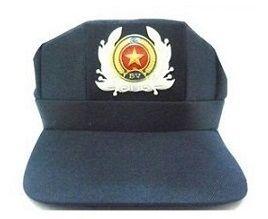 Mũ bảo hộ dân phòng màu xanh MLT0002