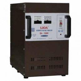 Ổn áp Lioa 5KVA-150v(130v)~250v Kiểu có bảo vệ quá áp