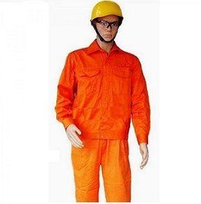 Quần áo bảo hộ lao động vải kaki L2 Nam Định