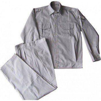 áo bảo hộ lao động kaki liên doanh