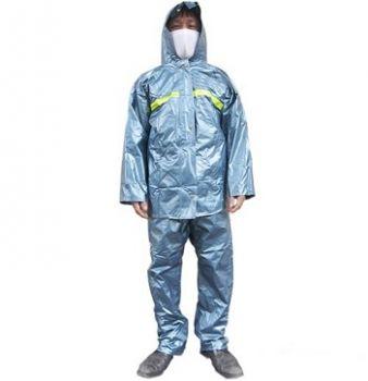 Quần áo bảo hộ lao động tráng cao su chống hóa chất, axit