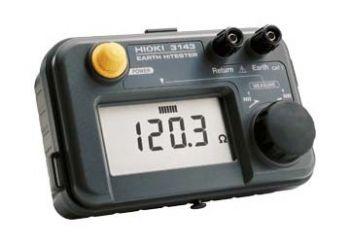 đồng hồ đo điện trở đất
